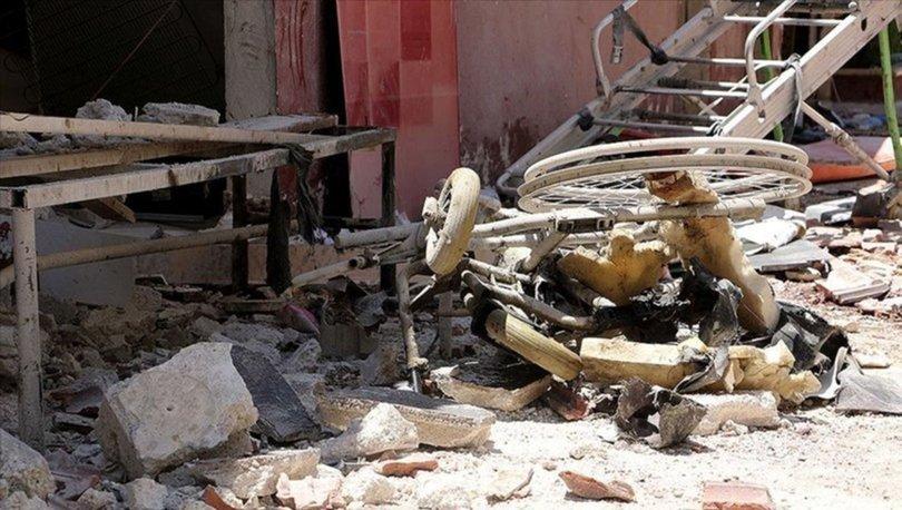 SON DAKİKA: Avrupa Birliği Afrin'deki hastane saldırısını kınadı!
