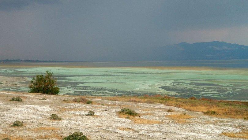 SON DAKİKA: Dikkat çeken gelişme! Burdur Gölü'nün rengi değişti - Haberler