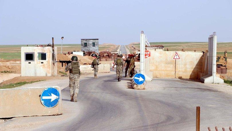 Son dakika haberi İçişleri duyurdu! Suriye'de 13 terörist gözaltına alındı