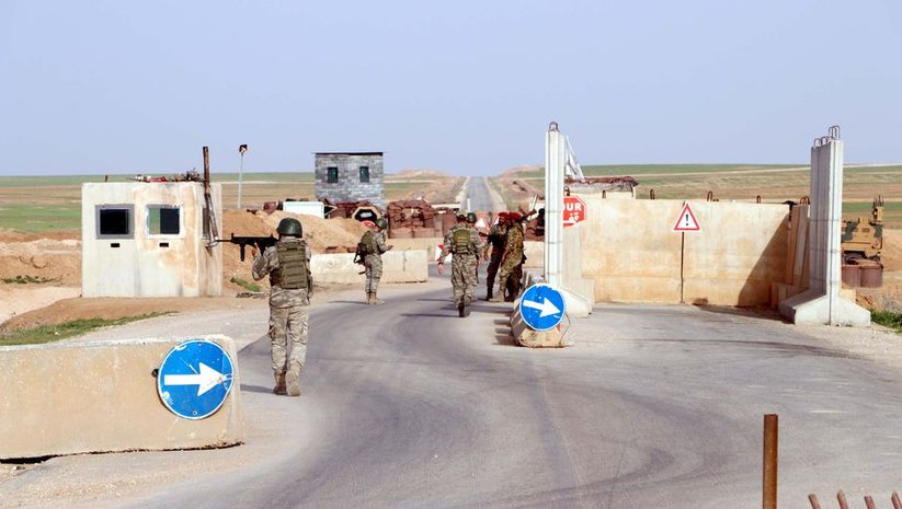 İçişleri duyurdu! Suriye'de 13 terörist gözaltına alındı