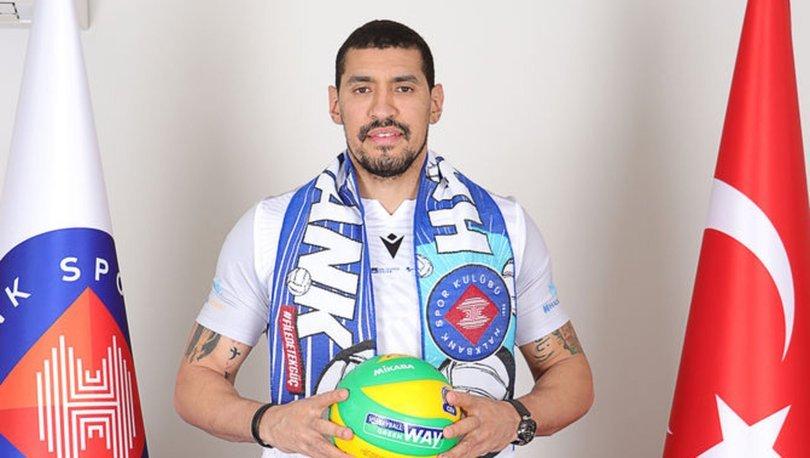 Halkbank, Kübalı voleybolcu Hernandez ile sözleşme yeniledi