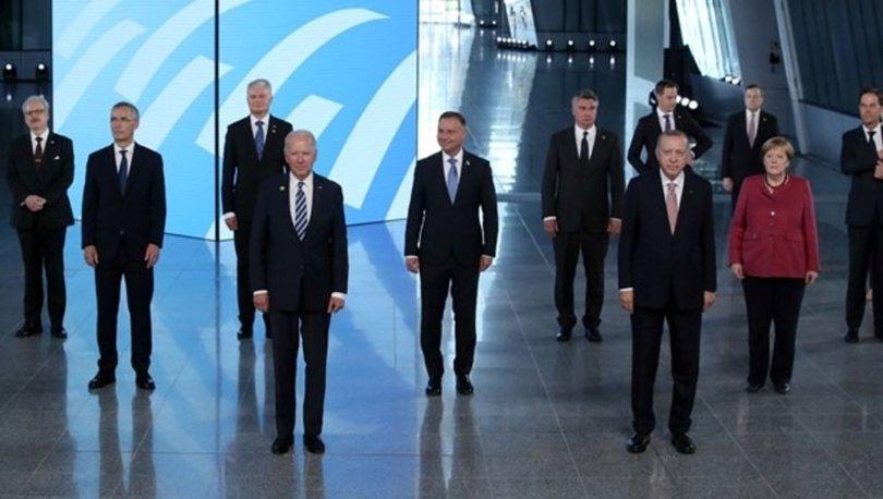SON DAKİKA: Gözler o zirvede: NATO liderleri bir araya geldi!