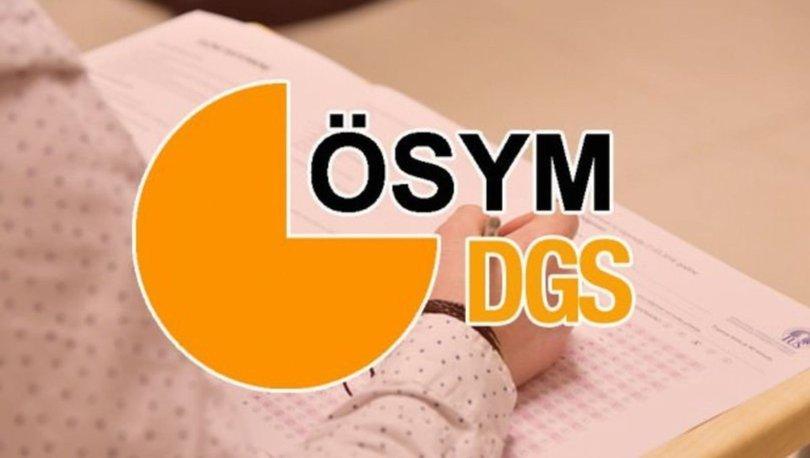2021 DGS sınav yerleri belli oldu mu? DGS sınav giriş belgeleri ne zaman açıklanacak 2021? Gözler ÖSYM'de