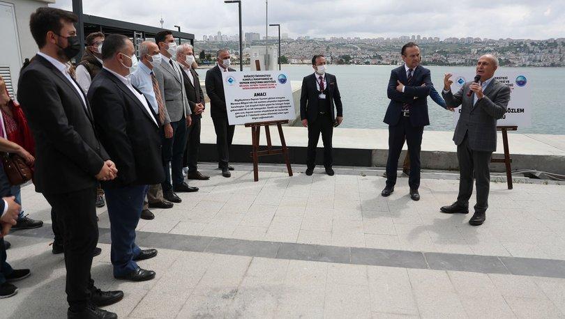 İstanbul'da deprem-tsunami gözlem istasyonu kuruldu - Haberler
