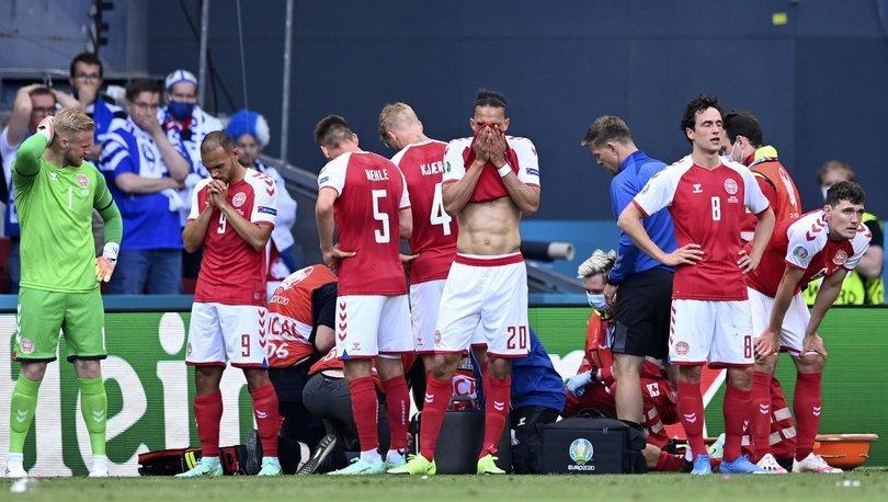 Danimarka'dan şok sözler: UEFA bizi tehdit etti!