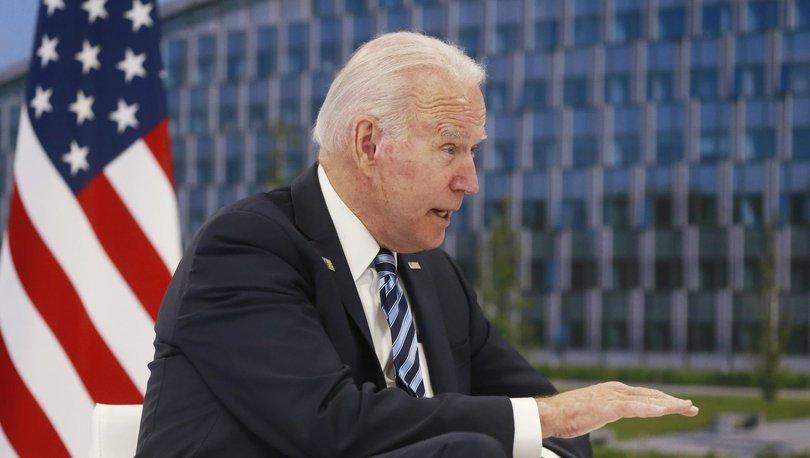 ABD Başkanı Joe Biden: ''NATO Amerika için kritik derecede önemli.''