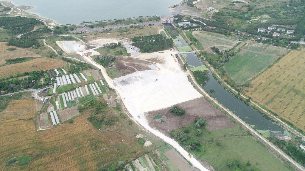 İşte Kanal İstanbul'da ilk temelin atılacağı yer