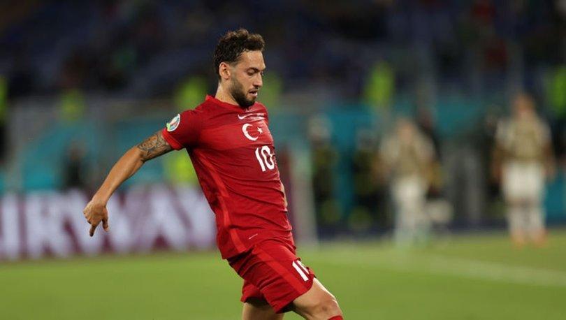 Milli futbolcu Hakan Çalhanoğlu: