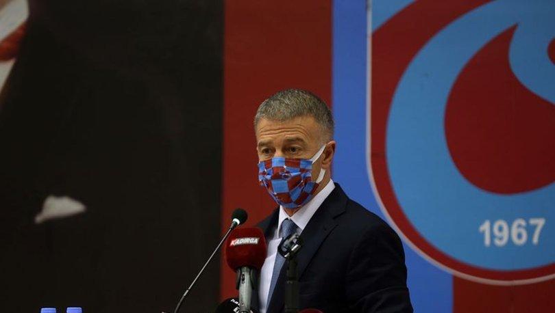 Ahmet Ağaoğlu'ndan transfer ve borç açıklamaları