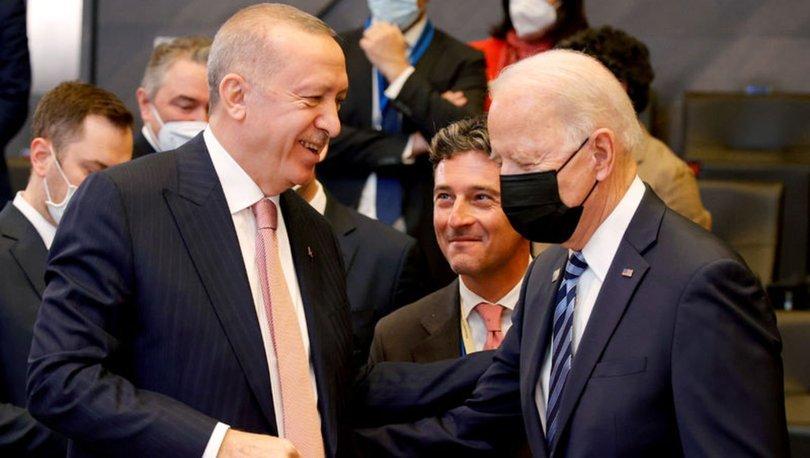 Son dakika Biden Erdoğan görüşmesi: Erdoğan Biden görüşmesi ne zaman, saat kaçta?