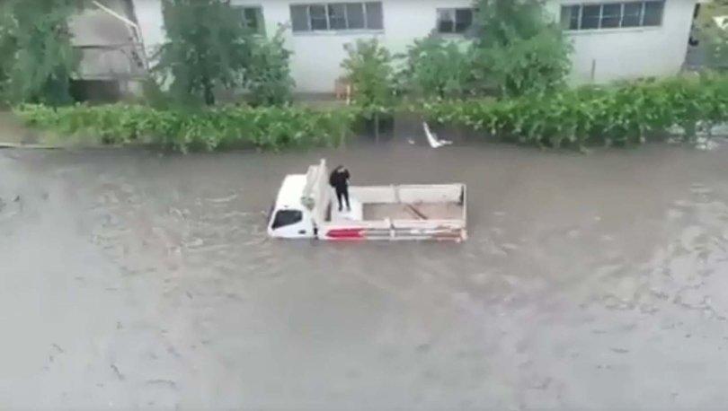 Başkentte araçlar yolda kaldı, evleri su bastı! - Haberler