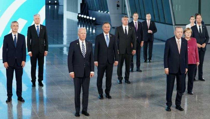 Son dakika... NATO Zirvesi Bildirisi yayımlandı