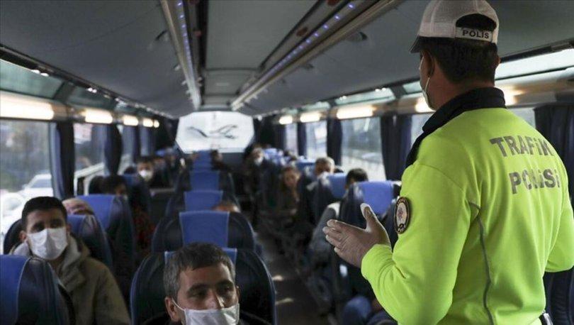 Şehirler arası seyahat yasağı var mı? Otobüsle, özel araçla şehirler arası yolculuk yasak mı?