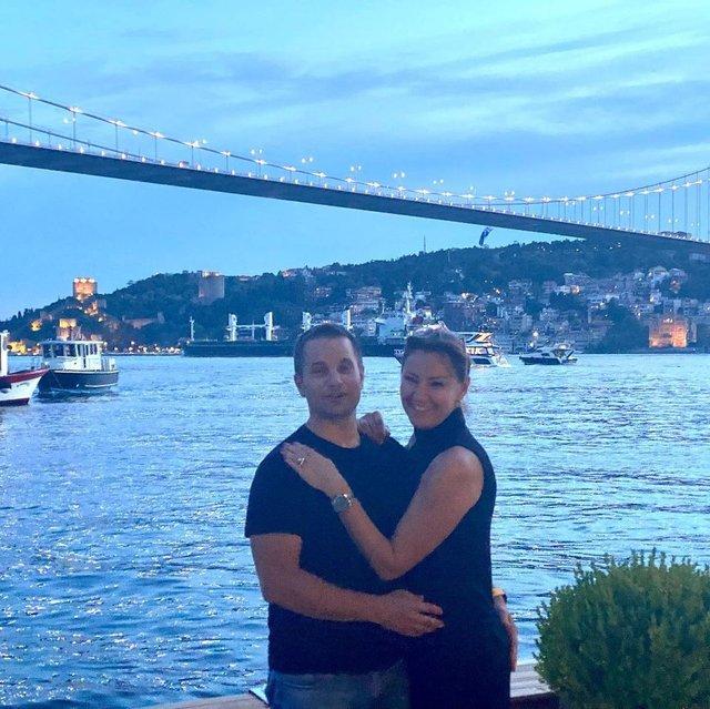 Pınar Altuğ-Yağmur Atacan çifti Boğaz'da - Magazin haberleri