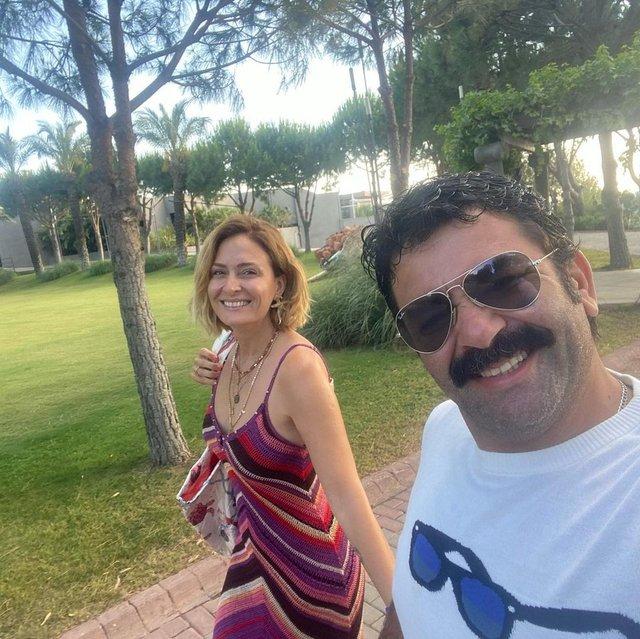 Ceyda Düvenci'den Bülent Şakrak'a: Varlığına bin şükür! - Magazin haberleri