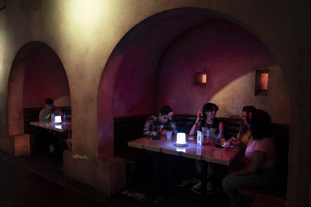 LA: Kurallar, risk ve özgürlük, California'nın yeniden açılması