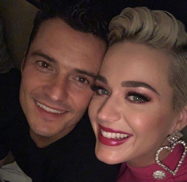 Katy Perry-Orlando Bloom çifti Venedik'te - Magazin haberleri
