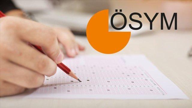ÖSYM sınav takvimi açıklandı! 2021 KPSS, DGS, YDS, YKS, ALES, YÖKDİL başvuruları ne zaman?
