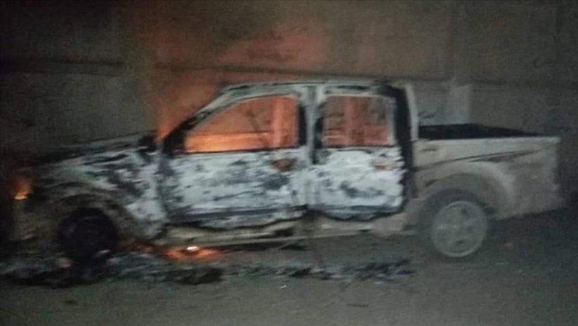 Deyrizor'da İran Devrim Muhafızları üssüne hava saldırısı