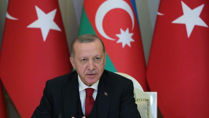 İSTİKAMET ŞUŞA... Son dakika: Cumhurbaşkanı Erdoğan Azerbaycan'da