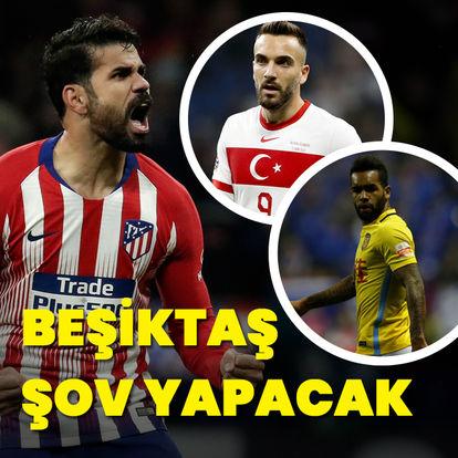 Beşiktaş şov yapacak!