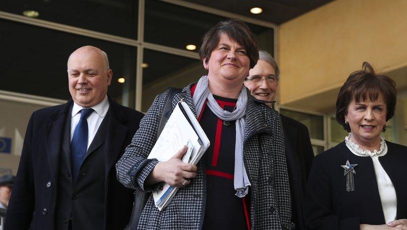 Kuzey İrlanda Başbakanı Arlene Foster: