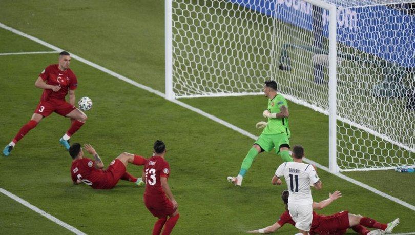 EURO 2020'nin kendi kalesine atılan golleri Juventus'un yıldızlarından