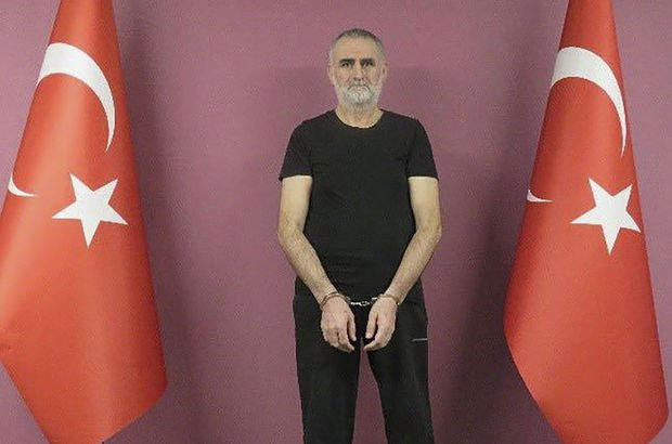 """Terör örgütü DEAŞ'ın sözde """"Türkiye vilayeti sorumlusu"""" yakalandı!"""