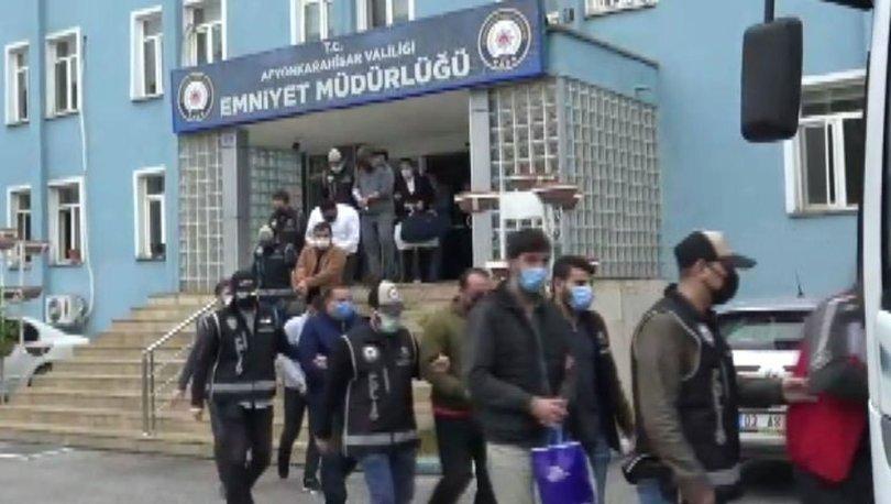 Sedat Peker operasyonu SON DAKİKA: 4 ilde 25 gözaltı - Haberler