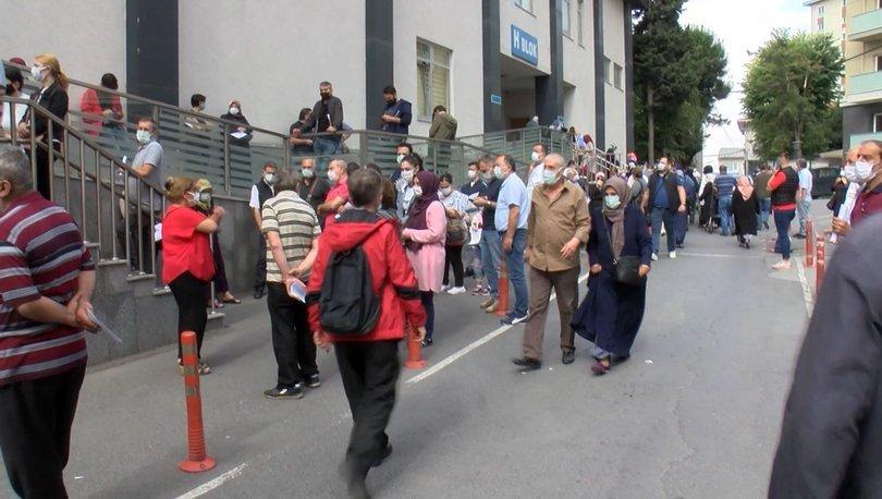 TIKLIM TIKLIM! Son dakika: İstanbul'da hastanelerde aşı kuyruğu oluştu! - Haberler