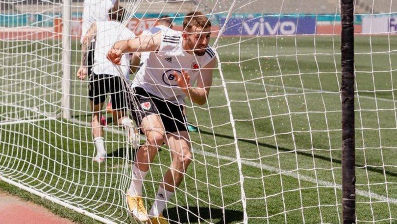 Galler, Türkiye maçının hazırlıklarını tamamladı