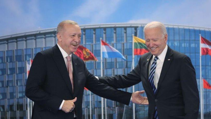 DÜNDEM: AFGANİSTAN! Son dakika: Erdoğan'la görüşme sonrası Biden'dan açıklama