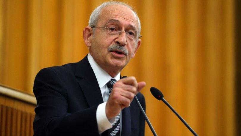 Son dakika: CHP lideri Kılıçdaroğlu'ndan 'adalet' soruları
