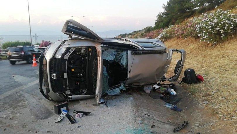 SON DAKİKA: Kaza yerini terk etti, tutuklandı - Haberler