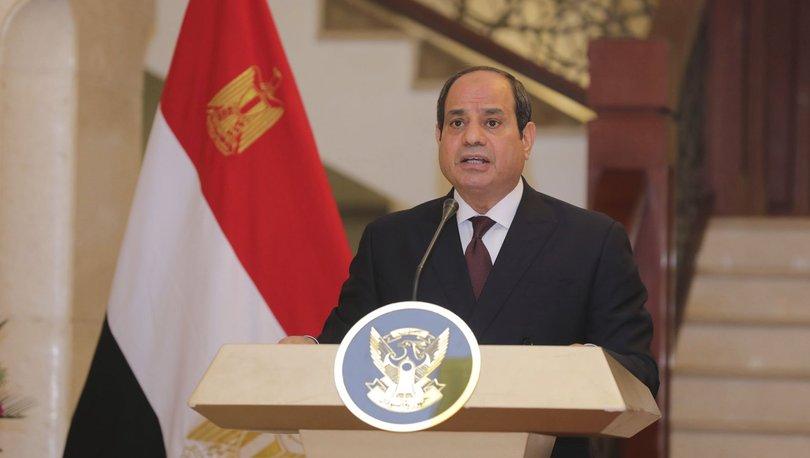 Mısır Cumhurbaşkanı Sisi'den Katar Emiri Al Sani'ye