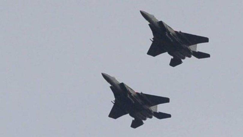 Çin, 28 savaş uçağıyla Tayvanın hava sahasını ihlal etti
