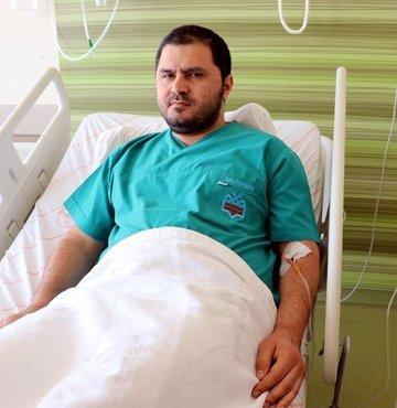 Saldırıda yaralanan doktor dehşeti anlattı!