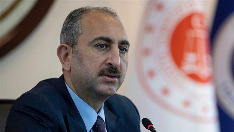 Adalet Bakanı Gül: Mesleğini ifa eden avukata saldırıyı, yargı ve adalete saldırı kabul ediyoruz