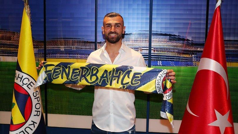 Son dakika! Fenerbahçe'den flaş transfer: Serdar Dursun!