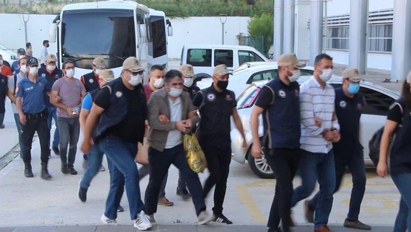 FETÖ operasyonunda yakalanan 16 zanlıdan 3'ü tutuklandı