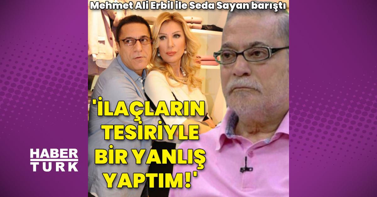 Son dakika: Mehmet Ali Erbil'den Seda Sayan'ın tecavüz iddiasına yanıt! Seda Sayan ne dedi? | Magazin Haberleri