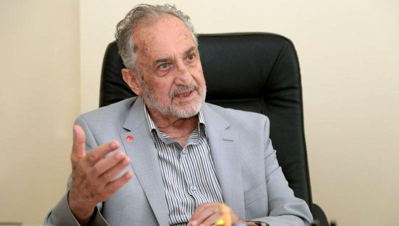 Saadet Partisi Yüksek İstişare Kurulu Başkanı Oğuzhan Asiltürk'ten parti yönetimine eleştiriler geldi