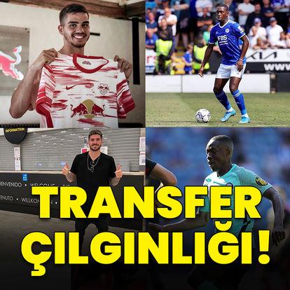 Avrupa'da transfer çılgınlığı!