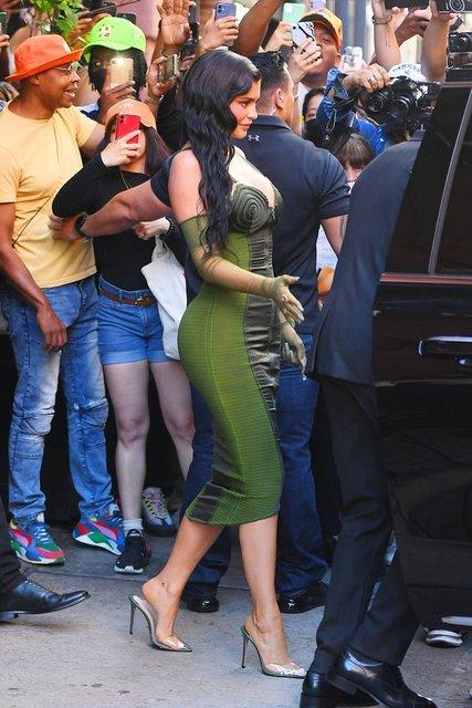 Travis Scott'tan Kylie Jenner'a: Seni seviyorum! - Magazin haberleri