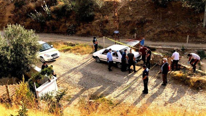 Manisa'da komşusunu öldüren zanlı intihar etti