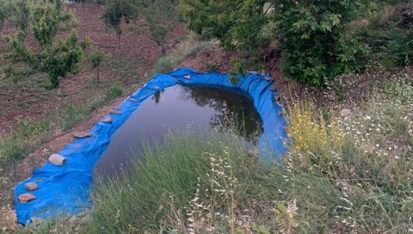 Sulama havuzuna düşen 5 yaşındaki çocuk öldü