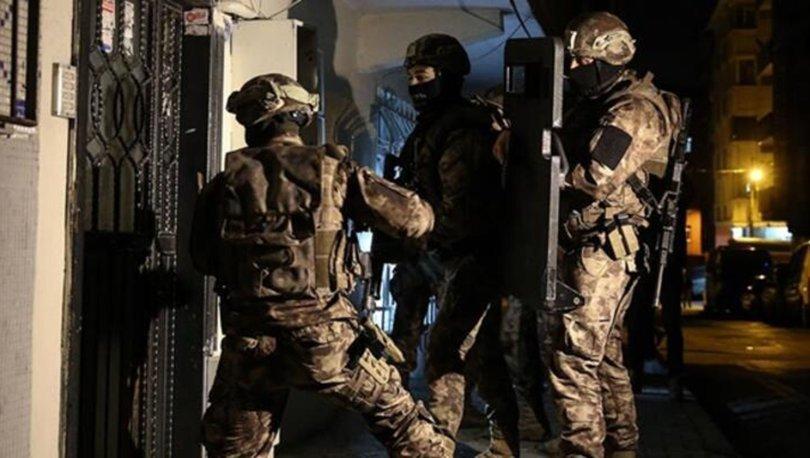 İstanbul'da terör örgütü PKK'ya operasyon: 5 şüpheli yakalandı