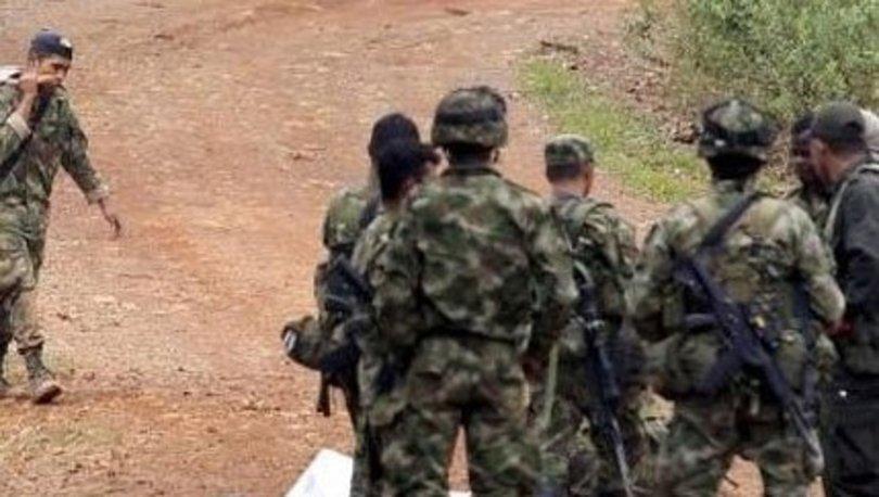 Kolombiya'da askeri tabura bombalı araçlarla saldırı: 36 asker yaralı