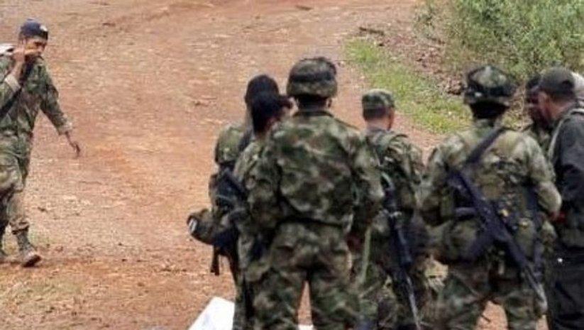 Kolombiya'da askeri tabura saldırı: 36 asker yaralı
