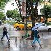 5 bölge için sağanak yağmur uyarısı